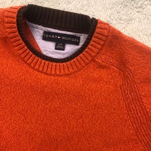 Tommy Hilfiger Crew Neck Sweater sz L